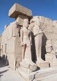 ναός της Αιγύπτου karnak Στοκ Φωτογραφία