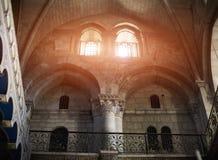 Ναός της αναζοωγόνησης Χριστού, Ιερουσαλήμ Στοκ εικόνα με δικαίωμα ελεύθερης χρήσης