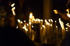 Ναός της αναζοωγόνησης Χριστού, Ιερουσαλήμ Στοκ φωτογραφία με δικαίωμα ελεύθερης χρήσης