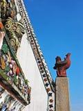 Ναός της αυγής: στοιχείο Στοκ Φωτογραφίες