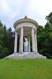 Ναός της Αφροδίτης, Linderhof Γερμανία Στοκ Εικόνα