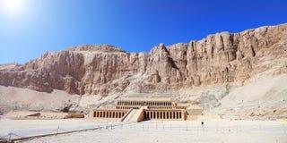 Ναός της βασίλισσας Hatsheput Στοκ Εικόνα