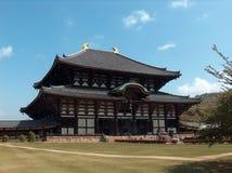 ναός της Ιαπωνίας Στοκ εικόνα με δικαίωμα ελεύθερης χρήσης