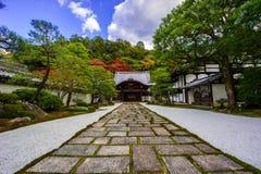 Ναός της Ιαπωνίας. Στοκ Εικόνες