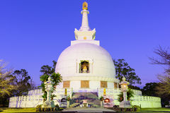Ναός της Ιαπωνίας Kumamoto Στοκ φωτογραφία με δικαίωμα ελεύθερης χρήσης