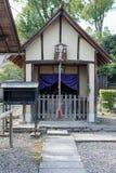 Ναός της Ιαπωνίας Tenruji Στοκ Φωτογραφία