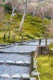 Ναός της Ιαπωνίας Tenryuji Στοκ εικόνα με δικαίωμα ελεύθερης χρήσης