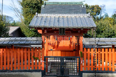 Ναός της Ιαπωνίας Tenryuji Στοκ Εικόνες