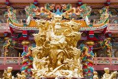 Ναός της Κίνας Στοκ Εικόνα