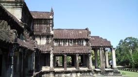 Ναός της Καμπότζης Στοκ Εικόνες