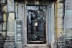 Ναός της Καμπότζης Στοκ Φωτογραφίες