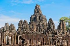 ναός της Καμπότζης angkor bayon Στοκ εικόνες με δικαίωμα ελεύθερης χρήσης