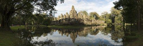 ναός της Καμπότζης angkor bayon wat Στοκ εικόνα με δικαίωμα ελεύθερης χρήσης