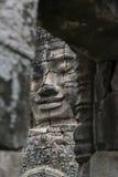 ναός της Καμπότζης angkor bayon wat Στοκ εικόνες με δικαίωμα ελεύθερης χρήσης
