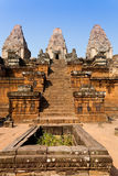 ναός της Καμπότζης angkor rup προ Στοκ εικόνα με δικαίωμα ελεύθερης χρήσης