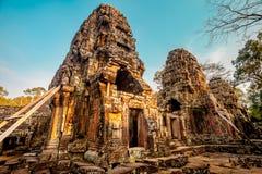 ναός της Καμπότζης angkor wat αρχαία αρχιτεκτονική Στοκ Εικόνες