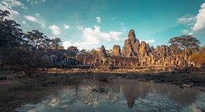 ναός της Καμπότζης angkor wat αρχαία αρχιτεκτονική Στοκ φωτογραφίες με δικαίωμα ελεύθερης χρήσης
