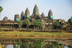 ναός της Καμπότζης angkor wat Στοκ Φωτογραφία