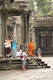 ναός της Καμπότζης angkor wat Στοκ φωτογραφίες με δικαίωμα ελεύθερης χρήσης