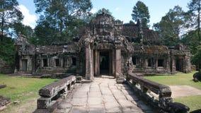 ναός της Καμπότζης prohm TA Στοκ Φωτογραφίες