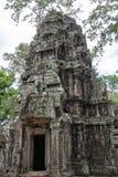 ναός της Καμπότζης prohm TA angkor wat Στοκ Φωτογραφία