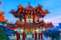 ναός της Κουάλα Λουμπούρ Μαλαισία hou thean Στοκ Φωτογραφίες