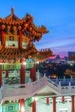 ναός της Κουάλα Λουμπούρ Μαλαισία hou thean Στοκ φωτογραφία με δικαίωμα ελεύθερης χρήσης