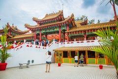 ναός της Κουάλα Λουμπούρ Μαλαισία hou thean Στοκ εικόνα με δικαίωμα ελεύθερης χρήσης