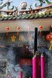 ναός της Μαλαισίας penang Στοκ Φωτογραφίες