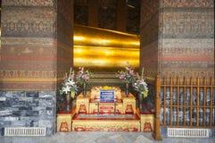 ναός της Μπανγκόκ po wat Στοκ Φωτογραφία