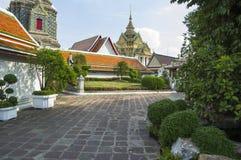 ναός της Μπανγκόκ po wat Στοκ φωτογραφία με δικαίωμα ελεύθερης χρήσης