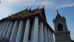 Ναός της παγκόσμιας κληρονομιάς της Ταϊλάνδης UNESGO στοκ εικόνες