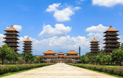 ναός της Ταϊβάν Στοκ Εικόνες
