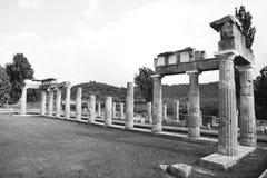 Ναός της Artemis στην Ελλάδα Στοκ φωτογραφίες με δικαίωμα ελεύθερης χρήσης