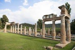 Ναός της Artemis στην Ελλάδα Στοκ εικόνες με δικαίωμα ελεύθερης χρήσης