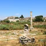 Ναός της Artemis Στοκ Εικόνα