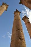 Ναός της Artemis, Jerash Στοκ εικόνες με δικαίωμα ελεύθερης χρήσης