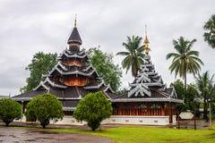 Ναός της Hua Wiang Wat Στοκ Εικόνα