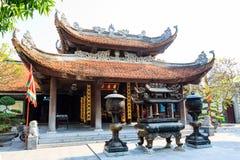Ναός του Βιετνάμ Στοκ Φωτογραφία