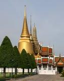 Ναός του Βούδα νεφριτών στη Μπανγκόκ, Ταϊλάνδη Στοκ Φωτογραφία