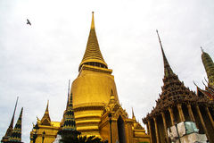 Ναός του Βούδα νεφριτών Στοκ φωτογραφία με δικαίωμα ελεύθερης χρήσης