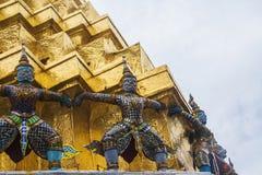 Ναός του Βούδα νεφριτών Στοκ εικόνες με δικαίωμα ελεύθερης χρήσης