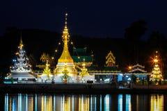 Ναός του Βούδα Στοκ Φωτογραφία