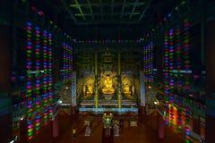 ναός του Βούδα Στοκ Φωτογραφίες