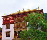 ναός του Θιβέτ Στοκ Φωτογραφίες