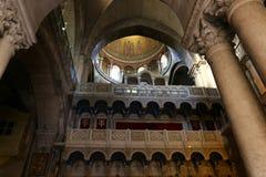 Ναός του ιερού Sepulcher στοκ εικόνα με δικαίωμα ελεύθερης χρήσης