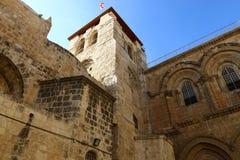 Ναός του ιερού Sepulcher στοκ εικόνα