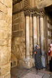 Ναός του ιερού Sepulcher στοκ εικόνες