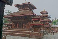 Ναός του Κατμαντού Νεπάλ Στοκ εικόνες με δικαίωμα ελεύθερης χρήσης