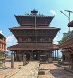 Ναός του Κατμαντού Νεπάλ Στοκ Φωτογραφία
